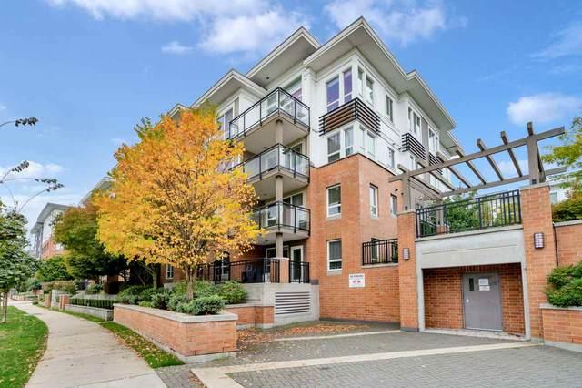 9399 Tomicki Avenue #122, Richmond, BC V6X 0H6 (#R2509486) :: Homes Fraser Valley