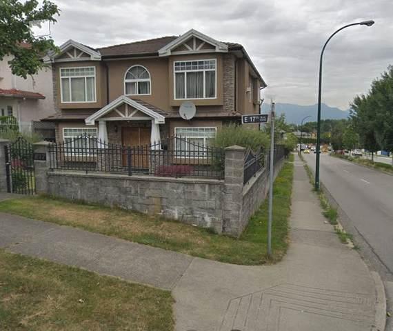1391 E 17TH Avenue, Vancouver, BC V5V 1C7 (#R2509513) :: Initia Real Estate