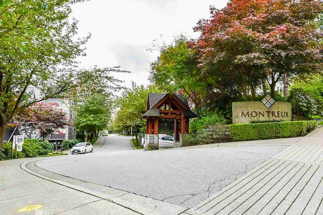 1438 Parkway Boulevard #109, Coquitlam, BC V3E 3M1 (#R2509551) :: Homes Fraser Valley