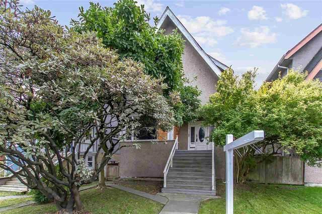 1356 E 12TH Avenue, Vancouver, BC V5N 1Z9 (#R2509571) :: 604 Home Group
