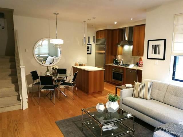 1427 W 11TH Avenue, Vancouver, BC V6H 1K9 (#R2509578) :: Homes Fraser Valley
