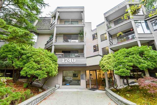 1740 Southmere Crescent #201, Surrey, BC V4A 6E4 (#R2509583) :: Initia Real Estate