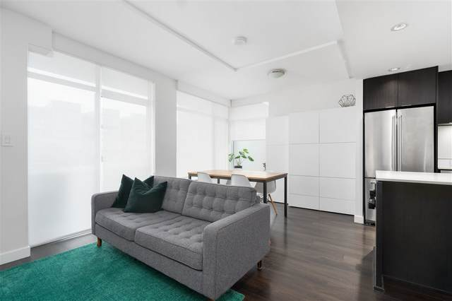 161 E 1ST Avenue #508, Vancouver, BC V6A 0G1 (#R2509596) :: 604 Home Group