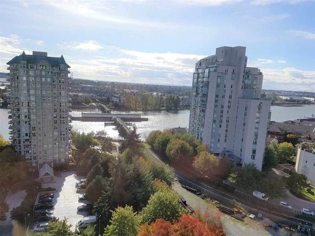 1245 Quayside Drive #1803, New Westminster, BC V3M 6J6 (#R2509602) :: 604 Home Group