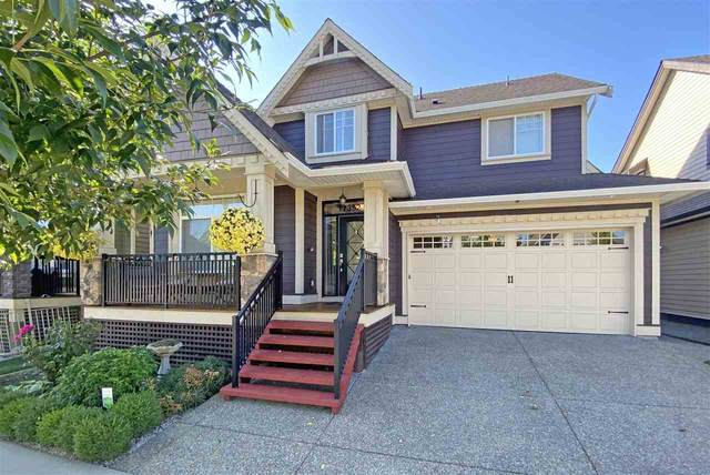 17352 1A Avenue, Surrey, BC V3Z 9P9 (#R2509604) :: 604 Home Group