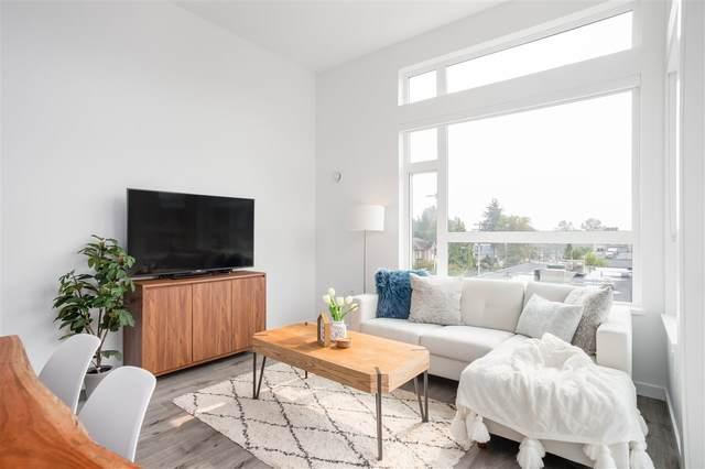 715 W 15TH Street #316, North Vancouver, BC V7M 1T2 (#R2509612) :: Initia Real Estate
