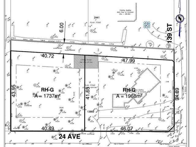 13869 24 Avenue, Surrey, BC V4A 2H1 (#R2509625) :: Homes Fraser Valley