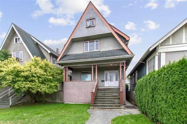 1346 E 12TH Avenue, Vancouver, BC V5N 1Z9 (#R2509626) :: 604 Home Group