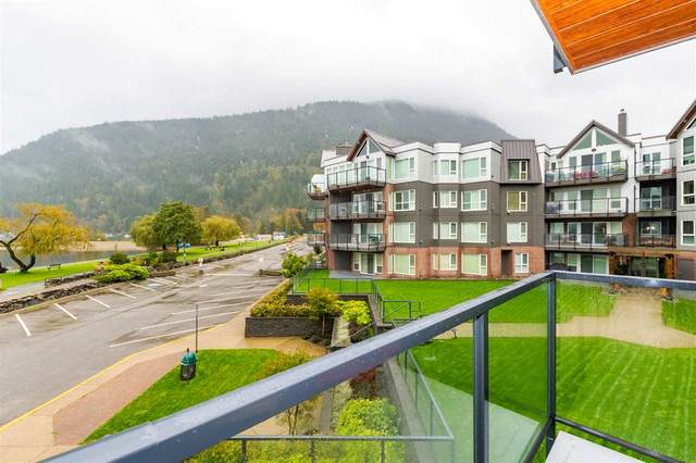 378 Esplanade Avenue #213, Harrison Hot Springs, BC V0M 1A3 (#R2509689) :: Homes Fraser Valley