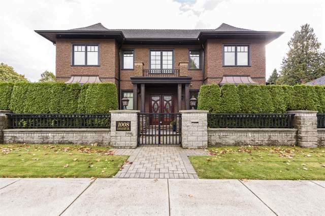 1008 Connaught Drive, Vancouver, BC V6H 2G8 (#R2509700) :: Initia Real Estate