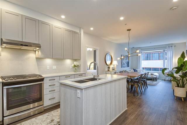 123 W 1ST Street #310, North Vancouver, BC V7M 0E5 (#R2509701) :: Homes Fraser Valley