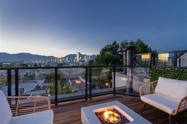1337 W 8TH Avenue, Vancouver, BC V6H 3W4 (#R2509754) :: Homes Fraser Valley