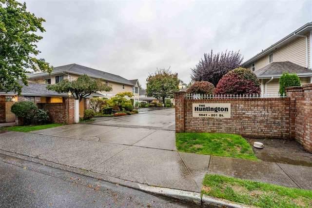 5641 207 Street #107, Langley, BC V3A 8A4 (#R2509768) :: Homes Fraser Valley