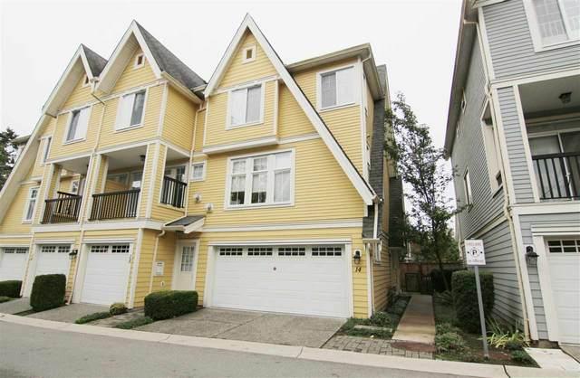 7511 No. 4 Road #14, Richmond, BC V6Y 4K4 (#R2509787) :: 604 Home Group