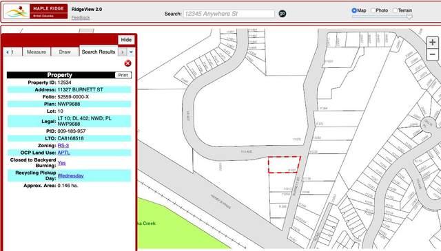 11327 Burnett Street, Maple Ridge, BC V2X 6P1 (#R2509824) :: 604 Home Group