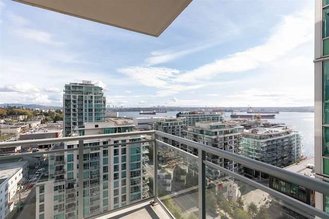 138 E Esplanade Avenue #1701, North Vancouver, BC V7L 4X9 (#R2509836) :: Homes Fraser Valley