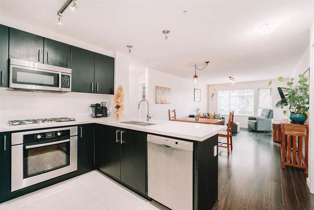 3163 Riverwalk Avenue #310, Vancouver, BC V5S 0A8 (#R2509853) :: Homes Fraser Valley