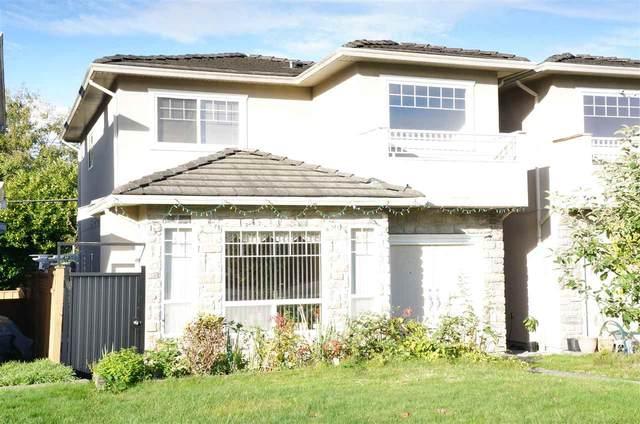 3779 Elmwood Street, Burnaby, BC V5G 1R8 (#R2509863) :: 604 Home Group
