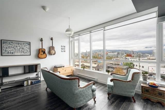 2511 Quebec Street #412, Vancouver, BC V5T 0B6 (#R2509866) :: 604 Home Group