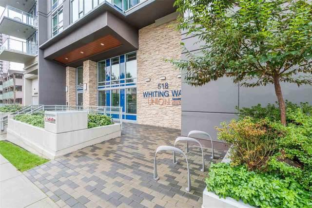 518 Whiting Way #1007, Coquitlam, BC V3J 0H7 (#R2509892) :: Initia Real Estate