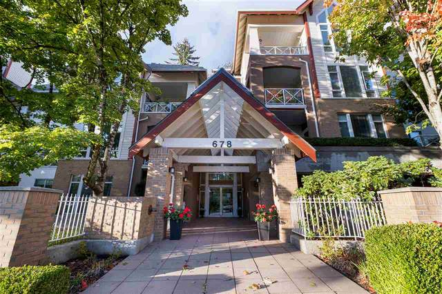 678 W Queens Road #306, North Vancouver, BC V7N 2L3 (#R2509906) :: 604 Home Group