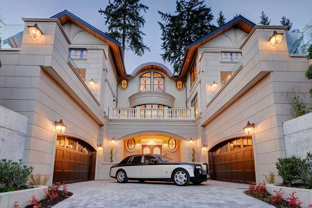 197 Normanby Crescent, West Vancouver, BC V7S 1K6 (#R2509910) :: 604 Home Group