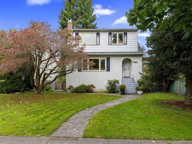 4279 W 16TH Avenue, Vancouver, BC V6R 3E5 (#R2509918) :: Initia Real Estate