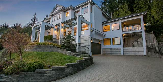 1603 Pinecrest Drive, West Vancouver, BC V7S 3H3 (#R2509926) :: Initia Real Estate