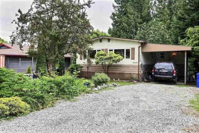 5633 Creekside Place, Sechelt, BC V0N 3A8 (#R2509943) :: Homes Fraser Valley
