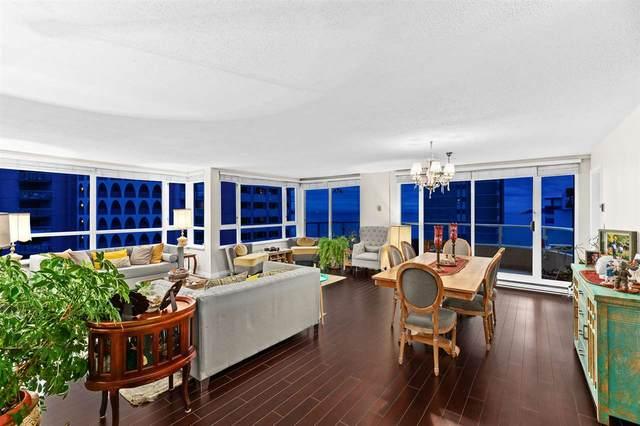 2203 Bellevue Avenue #703, West Vancouver, BC V7V 4V7 (#R2509953) :: Initia Real Estate