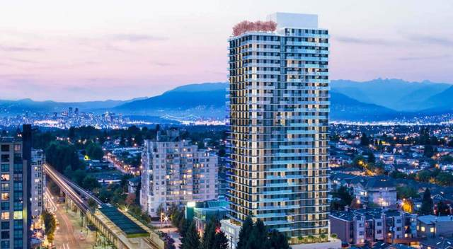5058 Joyce Street #2006, Vancouver, BC V5R 4G6 (#R2509967) :: Initia Real Estate