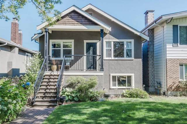1617 E 36TH Avenue, Vancouver, BC V5P 1C3 (#R2509981) :: Initia Real Estate