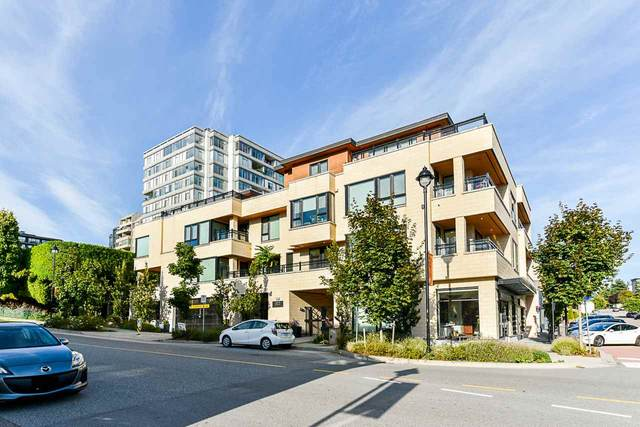 522 15TH Street #203, West Vancouver, BC V7V 0B7 (#R2509982) :: Initia Real Estate