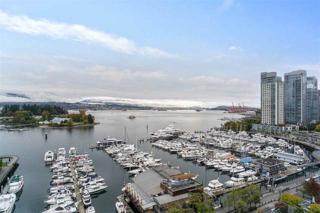 560 Cardero Street #1505, Vancouver, BC V6G 2W6 (#R2509995) :: Initia Real Estate