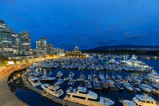 323 Jervis Street #607, Vancouver, BC V6C 3P8 (#R2510057) :: RE/MAX City Realty