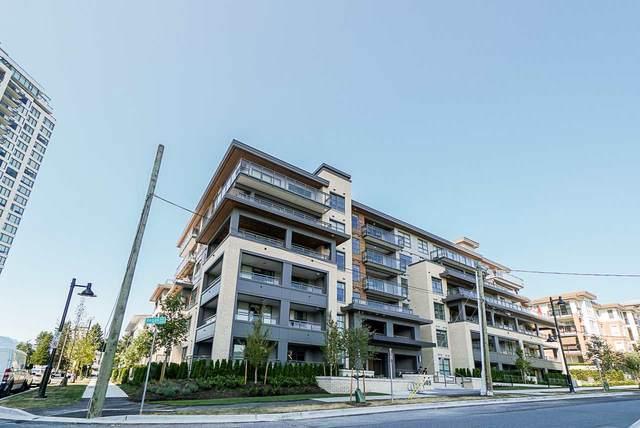 603 Regan Avenue #204, Coquitlam, BC V3J 3A3 (#R2510088) :: Initia Real Estate