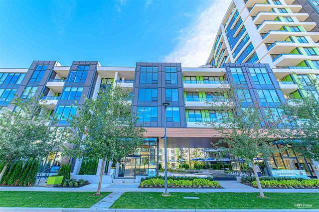 3563 Ross Drive #537, Vancouver, BC V6S 0L3 (#R2510093) :: 604 Home Group