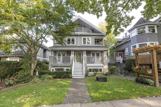 61 W 13TH Avenue, Vancouver, BC V5Y 1V5 (#R2510101) :: 604 Home Group