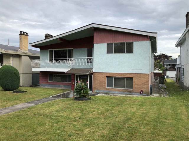 2458 E 10TH Avenue, Vancouver, BC V5M 2A9 (#R2510105) :: Homes Fraser Valley