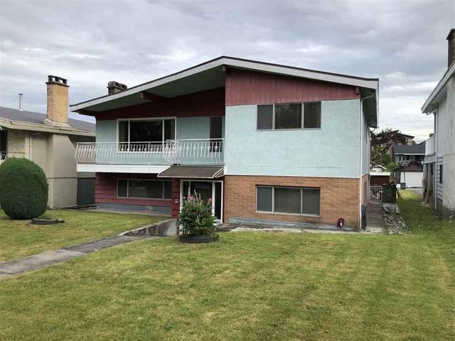 2458 E 10TH Avenue, Vancouver, BC V5M 2A9 (#R2510105) :: Initia Real Estate