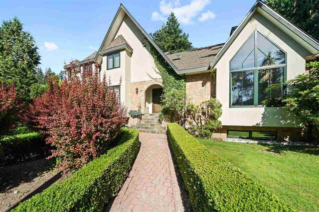 201 Princeton Avenue, Port Moody, BC V3H 4Y3 (#R2510137) :: Initia Real Estate