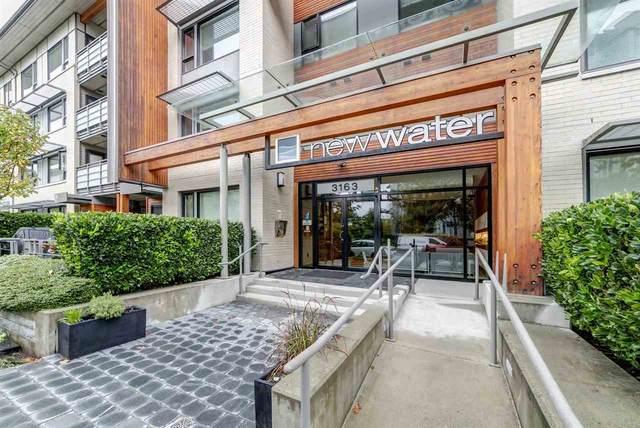 3163 Riverwalk Avenue #103, Vancouver, BC V5S 0A8 (#R2510150) :: Homes Fraser Valley