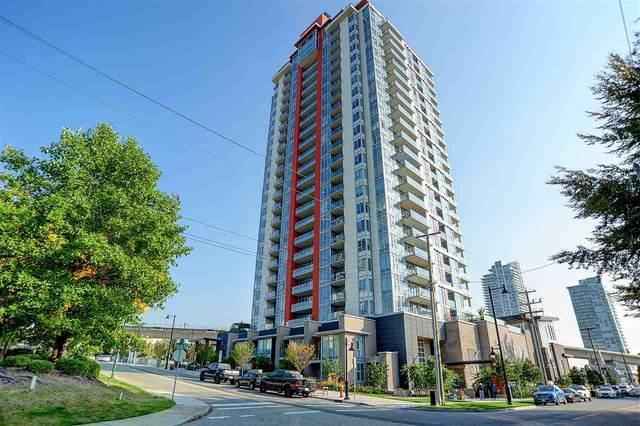 691 North Road #1208, Coquitlam, BC V3J 0H9 (#R2510157) :: Initia Real Estate