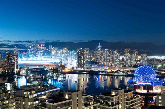 1775 Quebec Street #2501, Vancouver, BC V5T 0E3 (#R2510162) :: RE/MAX City Realty