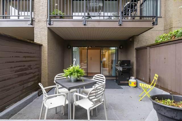 288 E 14TH Avenue #105, Vancouver, BC V5T 2M6 (#R2510176) :: 604 Home Group