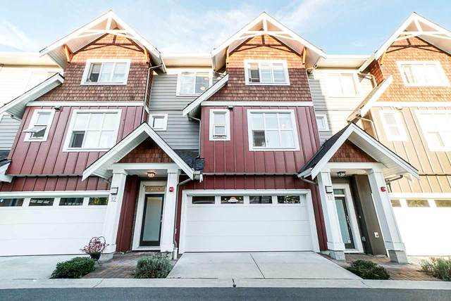2150 Salisbury Avenue #12, Port Coquitlam, BC V3B 0N5 (#R2510200) :: Initia Real Estate