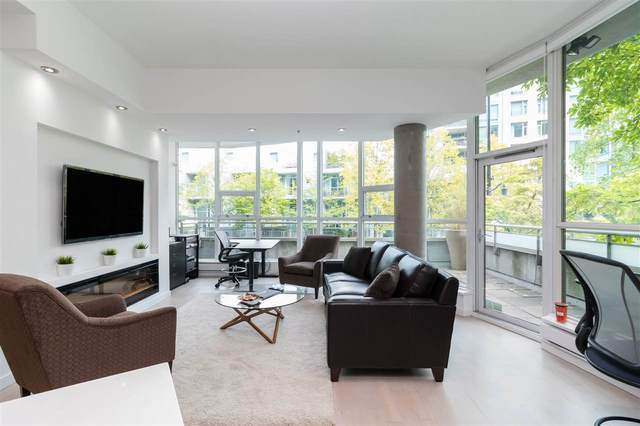 1418 W Hastings Street, Vancouver, BC V6G 3J6 (#R2510209) :: RE/MAX City Realty