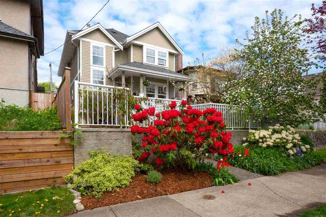 1541 E 11TH Avenue, Vancouver, BC V5N 1Y8 (#R2510223) :: 604 Home Group