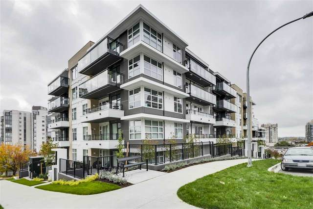 1012 Auckland Street #316, New Westminster, BC V3M 0M3 (#R2510257) :: 604 Home Group