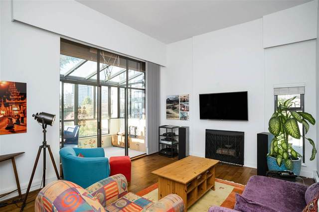 1435 Nelson Street Ph3, Vancouver, BC V6G 2Z3 (#R2510258) :: 604 Home Group